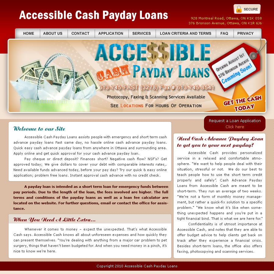 Nc cash advance loans image 7